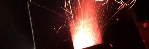 Feuer 2 – Kaminbrand